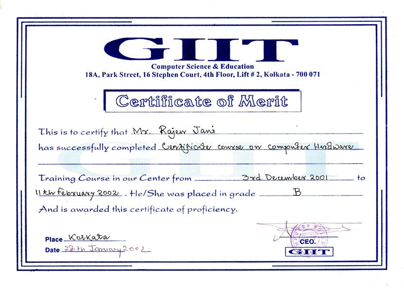 GIIT_ComputerHardware