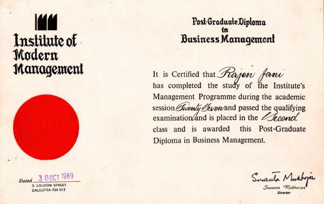 IMM_PGDBM_Diploma
